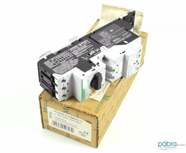 Klöckner Moeller Kompaktstarter,PKZM0-0,4/SE00-11