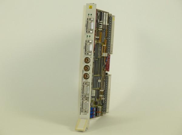 Siemens Simatic S5 Anschaltung, 6ES5 255-3AC11, E:03