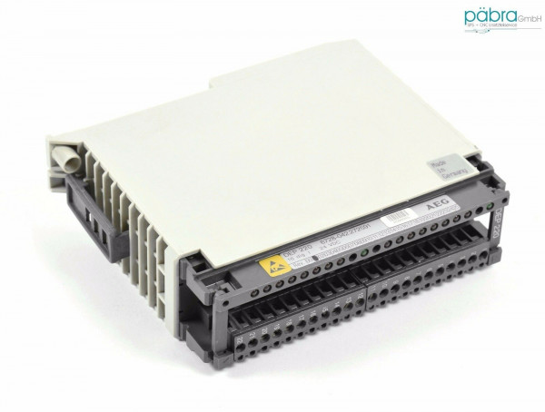 AEG Modicon Digital Input DEP 220,6728-042.272591