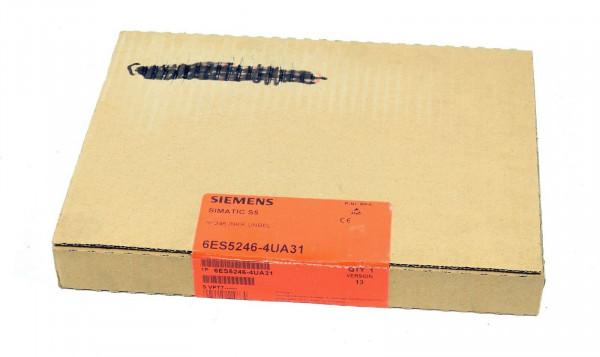 Siemens Simatic S5 IP246,6ES5246-4UA31,6ES5 246-4UA31,E:13