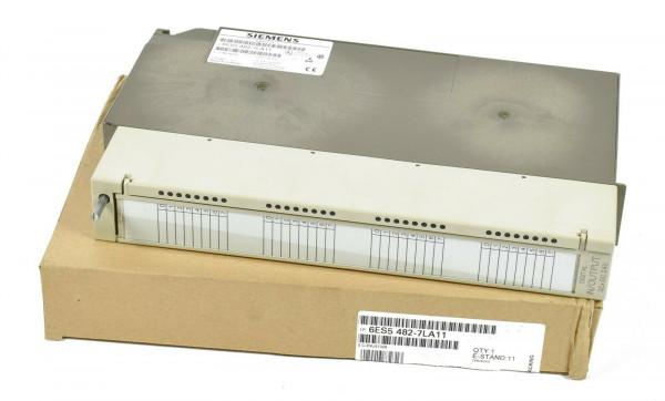Siemens Simatic S5 Digital IN/OUT,6ES5 482-7LA11,6ES5482-7LA11,E:11