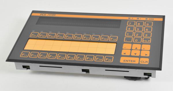 Systeme Lauer Bedienkonsole PCS110FZ,PCS FZ 01744-C6,XX1.1031.SHZ
