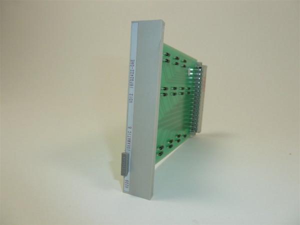 Siemens Iskamatic B VD12,6FQ2422-0AE,6FQ2 422-0AE