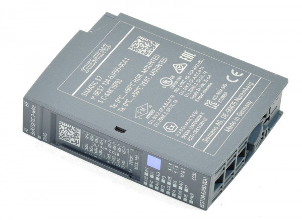 Siemens Simatic S7 ET200SP Analog IN,6ES7 134-6JF00-0CA1,6ES7134-6JF00-0CA1