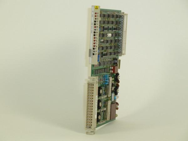 Siemens Reglerkarte, 6NR8 410-0XA,6NR 8410-0XA
