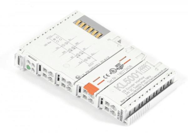 Beckhoff SSI Encoder Interface,KL5001,KL 5001