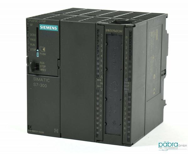 Siemens Simatic S7 CPU 313C,6ES7 313-6BE01-0AB0,6ES7313-6BE01-0AB0