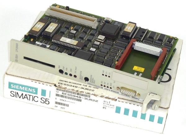 Siemens Simatic S5 CPU 948R,6ES5948-3UR22,6ES5 948-3UR22