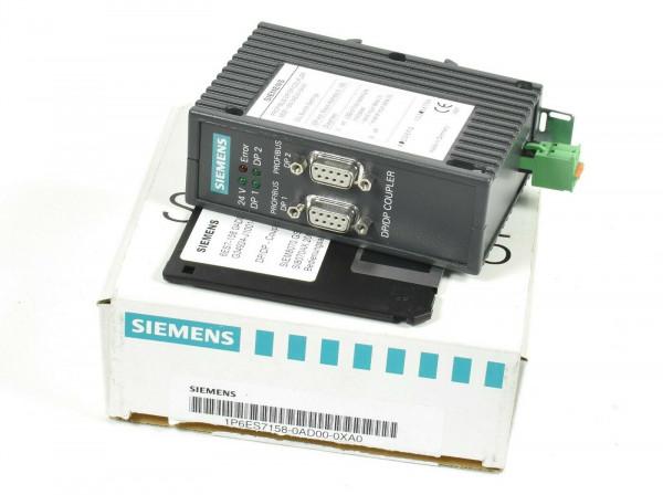Siemens Simatic S7 DP/DP Coupler,6ES7158-0AD00-0XA0,6ES7 158-0AD00-0XA0,B4