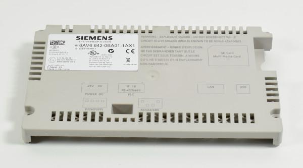 Siemens Simatic TP177B CSTN Rückteil / Back Cover,6AV6 642-0BA01-1AX1,6AV6642-0BA01-1AX1
