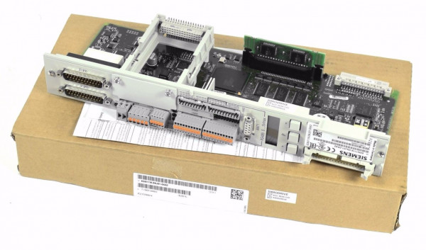 Siemens Simodrive Regler Einschub,6SN1118-0NJ01-0AA2,6SN1 118-0NJ01-0AA2