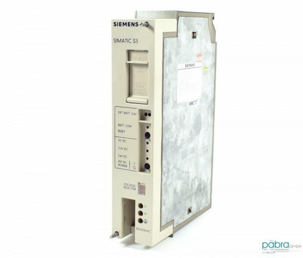 Siemens Simatic S5 PS951,6ES5 951-7LB13,6ES5951-7LB13,E:06