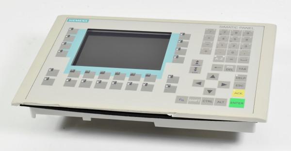 Siemens Operator Panel OP270 Key-6 CSTN,6AV6 542-0CA10-0AX0,6AV6542-0CA10-0AX0