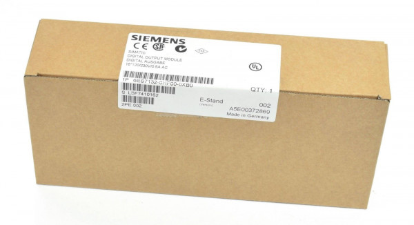 Siemens Simatic S7 ET200B Digital OUT,6ES7 132-0HF00-0XB0,6ES7132-0HF00-0XB0