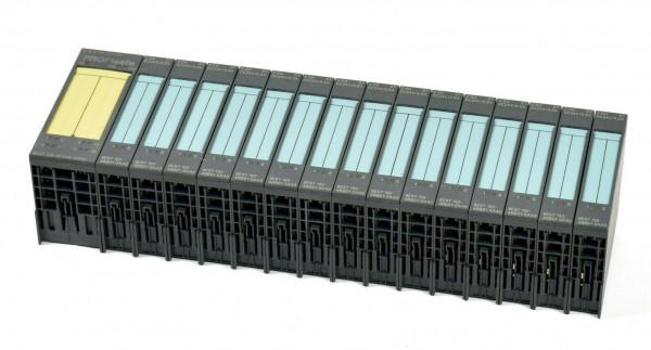 16 x Siemens Simatic S7 ET200S,15 x 6ES7 132-4BB01-0AA0,1 x 6ES7 138-4FA04-0AB0