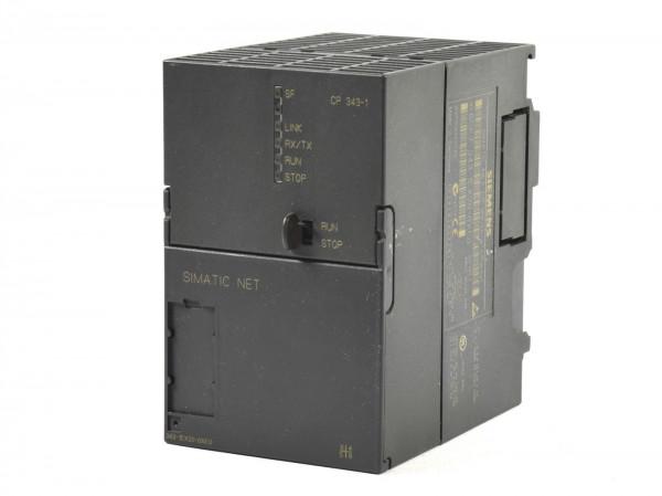 Siemens Simatic S7 CP 343-1,6GK7343-1EX20-0XE0,6GK7 343-1EX20-0XE0