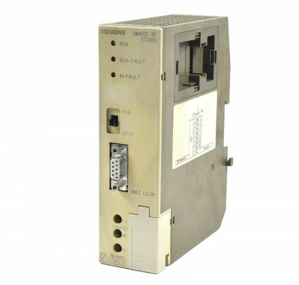 Siemens Simatic S5 ET200U,6ES5 318-8MB12,6ES5318-8MB12