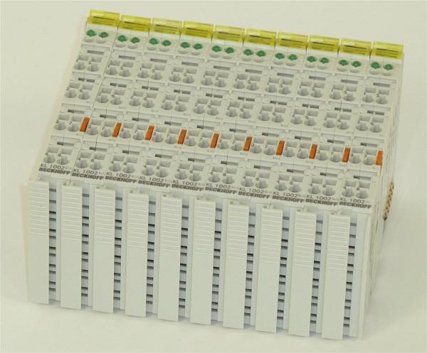 10 x Beckhoff Digital Input Module,KL1002,KL 1002