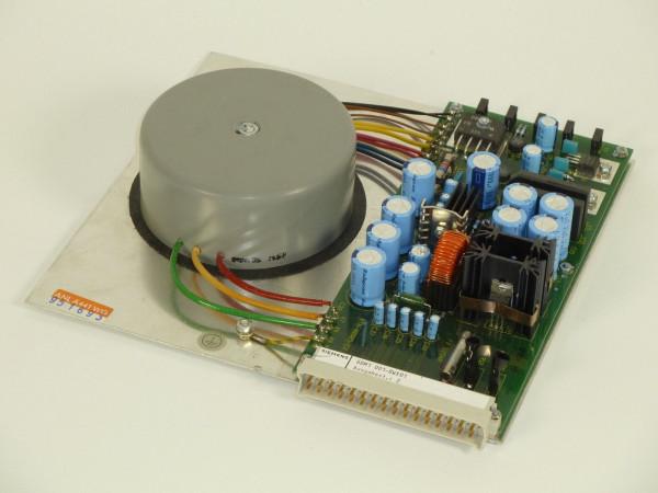 Siemens Simoreg Netzgerät,6DM1 001-8WX01,6DM1001-8WX01,Ausgabe:2