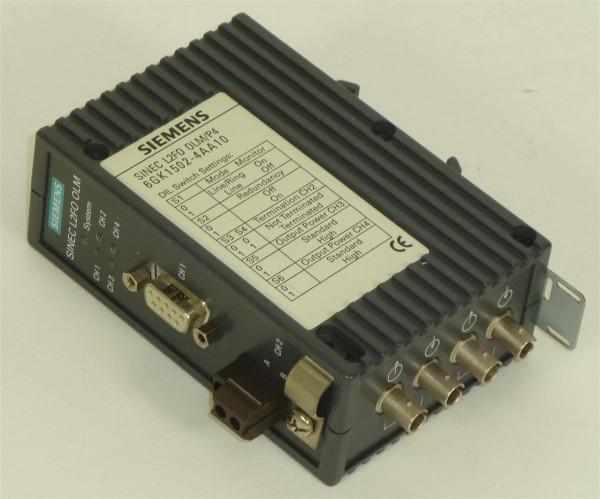 Siemens Simatic S5 S7 Sinec OLM/P4,6GK1502-4AA10,6GK1 502-4AA10