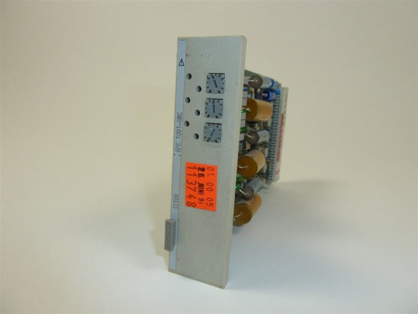 Siemens Sitor, 6PC1001-8BC,6PC1 001-8BC