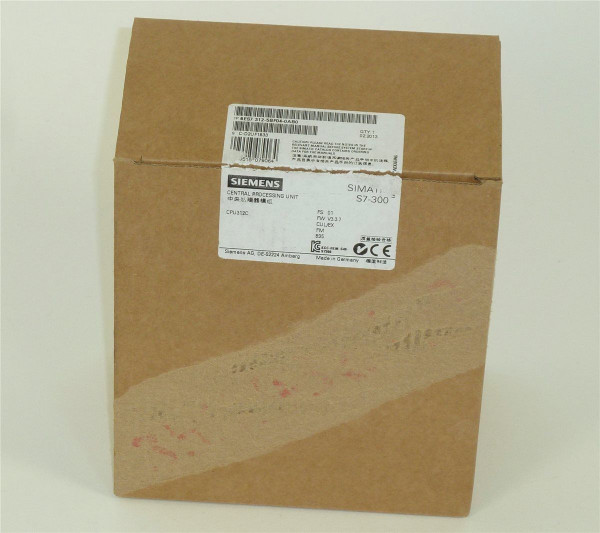 Siemens Simatic S7 CPU 312C,6ES7 312-5BF04-0AB0,6ES7312-5BF04-0AB0