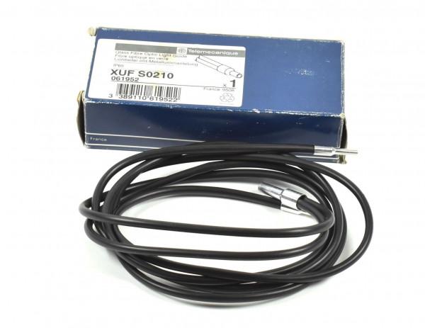 Telemecanique Lichtleiter mit Metallummantelung,XUF S0210,XUFS0210