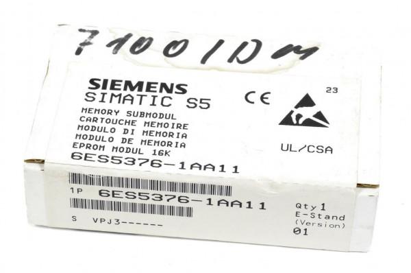 Siemens Simatic S5 Speicher 16KB,6ES5 376-1AA11,6ES5376-1AA11