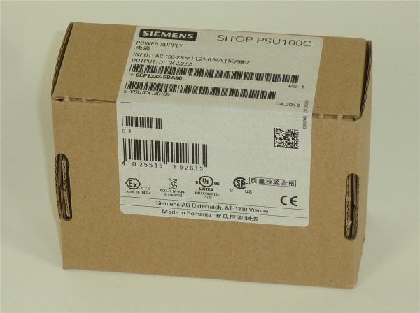Siemens Simatic S7 Sitop PSU100C,6EP1332-5BA00,6EP1 332-5BA00