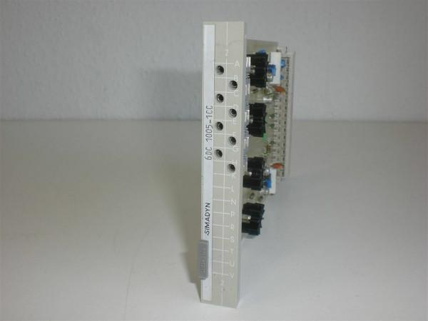 Siemens Simadyn 6DC1005-1CC,6DC 1005-1CC
