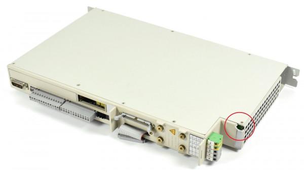 Siemens Simodrive Vorschubmodul,6SC6110-3AA00,6SC6 110-3AA00