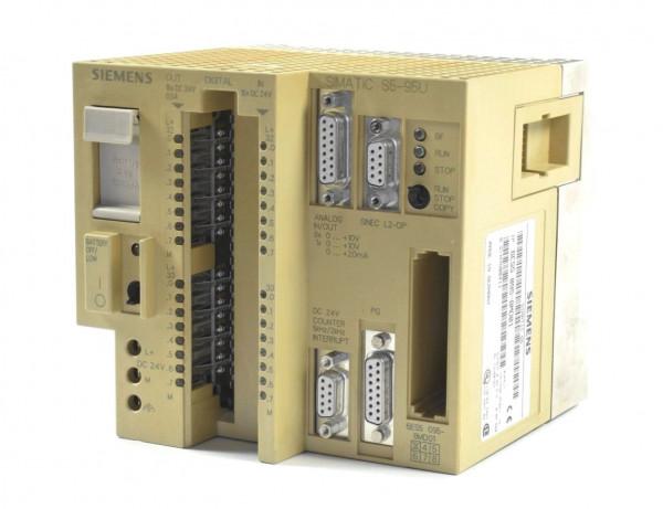 Siemens Simatic S5 095U,6ES5 095-8MD01,6ES5095-8MD01