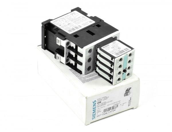 Siemens Sirius Schütz,3RT1024-1AF04,3RT1 024-1AF04