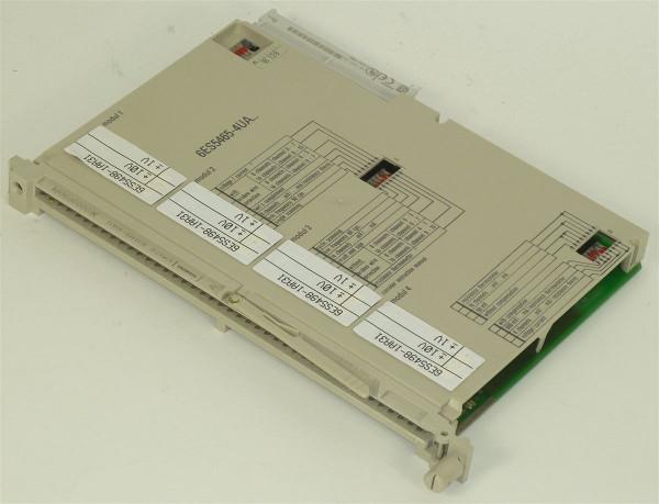 Siemens Simatic S5 Analog IN,6ES5 465-4UA13,6ES5465-4UA13