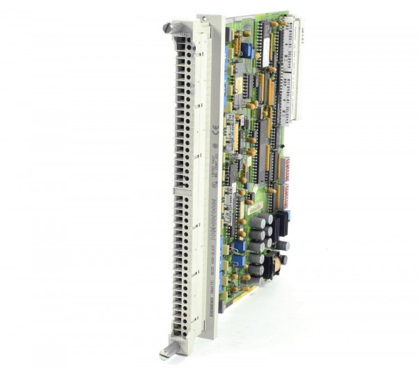 Siemens Simatic S5 Analog IN,6ES5 466-3LA11,6ES5466-3LA11,E:02/03