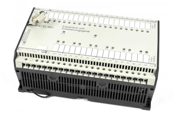 Siemens Simatic S5 Erweiterungsgerät,6ES5 101-8UC11,6ES5101-8UC11