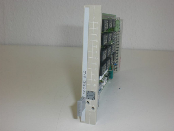 Siemens Simadyn 6DC3022-8AC,6DC 3022-8AC