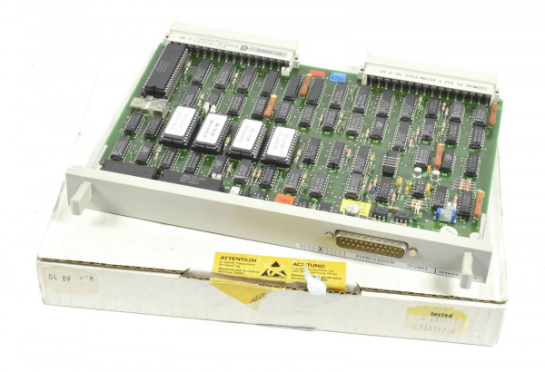 Siemens Simatic S5 Anschaltung,6ES5 511-5AA14,6ES5511-5AA14