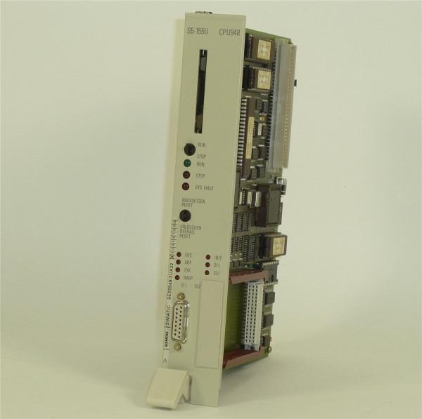 Siemens Simatic S5 CPU 948,6ES5 948-3UA22,6ES5948-3UA22