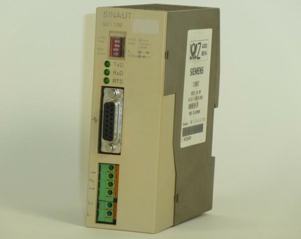 Siemens Sinaut Modem MD 100,6NH9810-2A,6NH9 810-2A