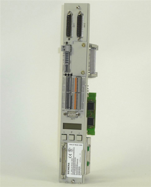 Siemens Simodrive Regler Einschub,6SN1118-0NJ01-0AA0,6SN1 118-0NJ01-0AA0