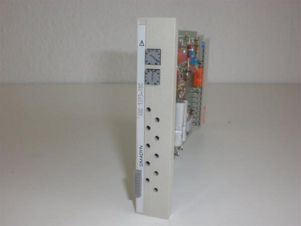 Siemens Simadyn 6DC1015-8BC,6DC 1015-8BC