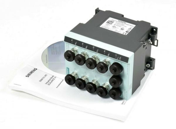 Siemens Simatic S7 Scalance XF208PRO,6GK5208-0HA00-2AA6,6GK5 208-0HA00-2AA6