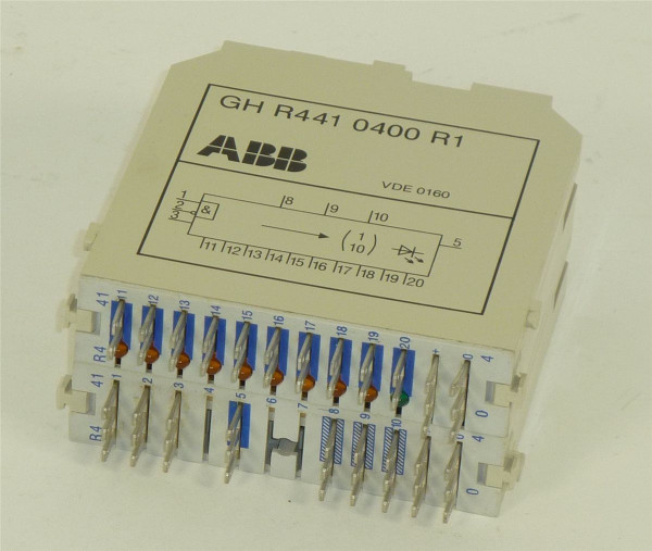 ABB/BBC Logic and Gate Unit,GH R441 0400 R1,GHR4410400R1