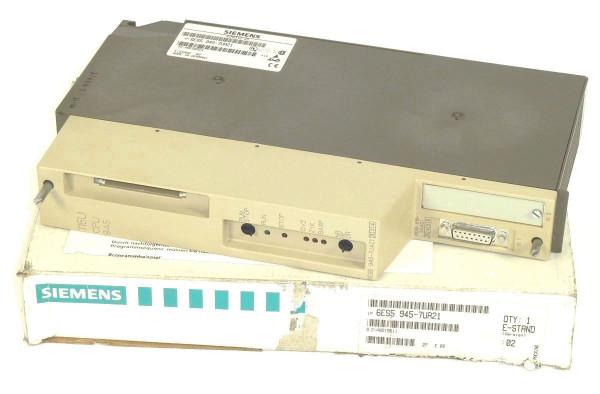 Siemens Simatic S5 CPU 115U,6ES5 945-7UA21,6ES5945-7UA21,E:02