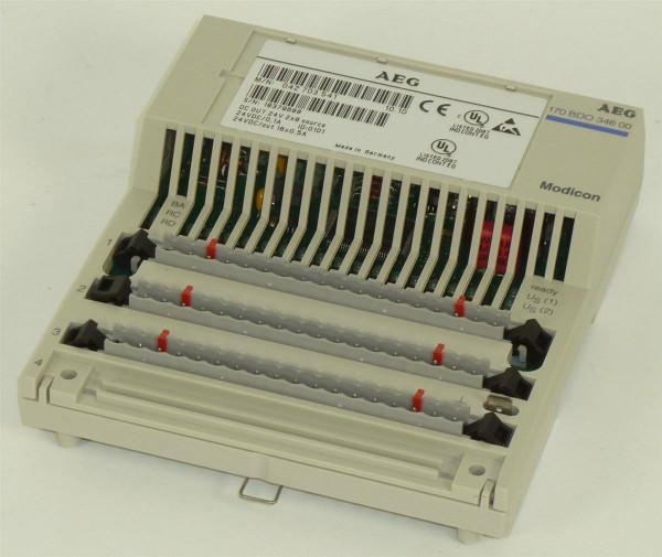 AEG Modicon DC OUT,170 BDO 346 00,170BDO36600