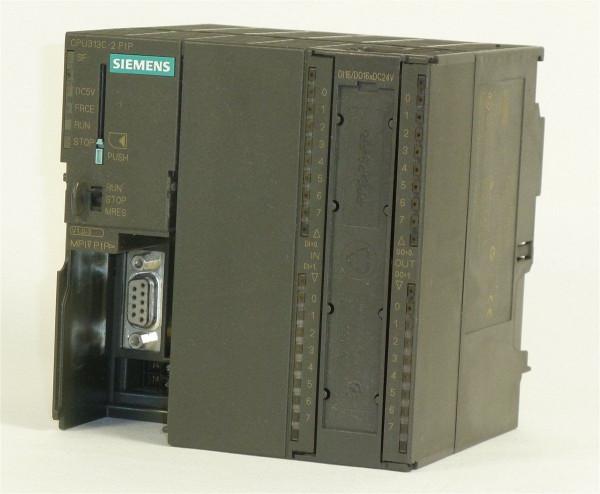 Siemens Simatic S7 CPU 313C,6ES7 313-6BE00-0AB0,6ES7313-6BE00-0AB0