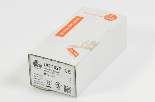 ifm electronic Ultraschallreflextaster 800mm,UGT527