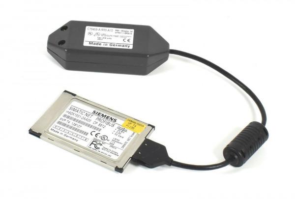 Siemens Simatic NET HW-Adapter für CP5511/CP5512,C79459-A1890-A10,6GK1551-2AA00